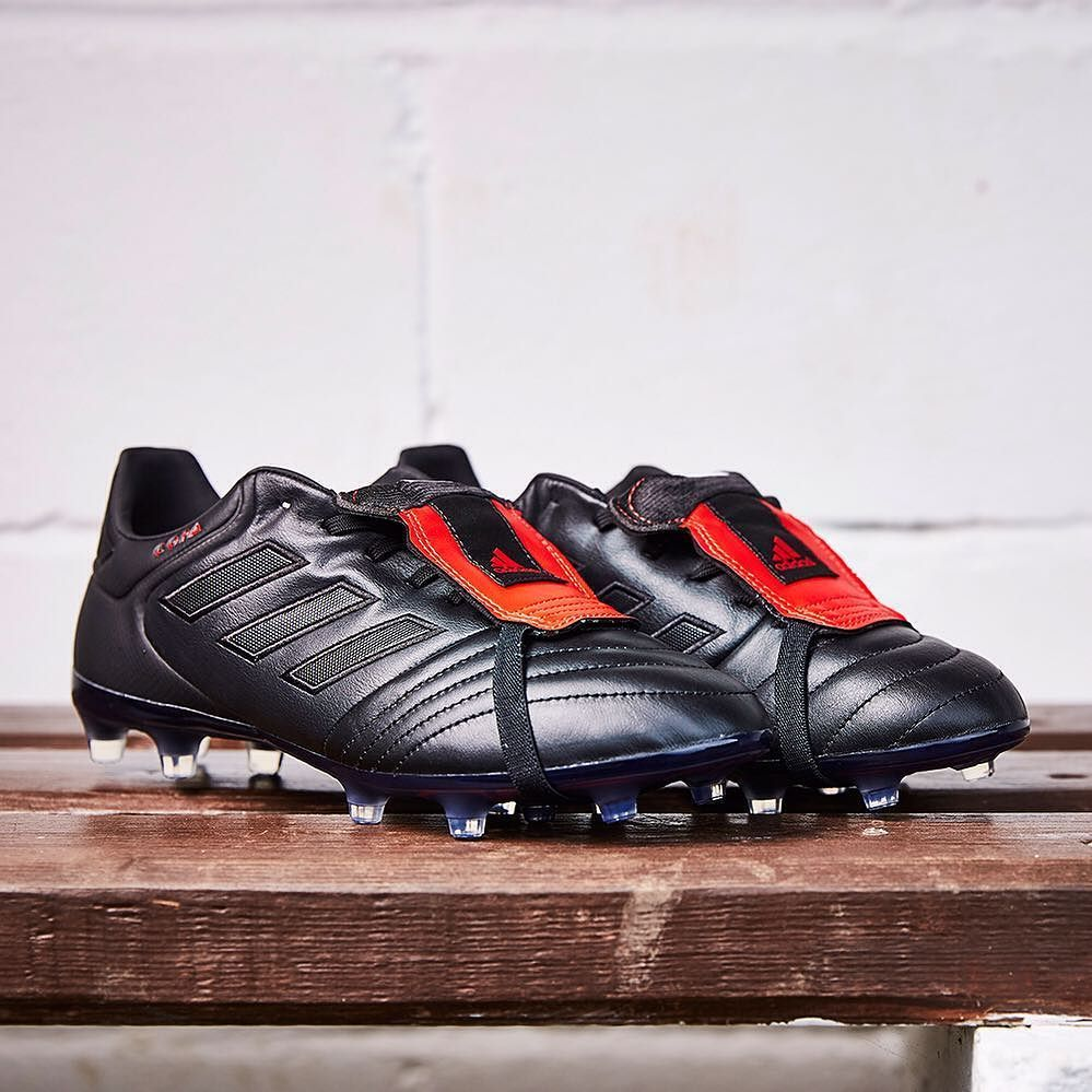 newest 30cdb e1497 The new  adidasfootball Copa Gloro 17 available exclusively at   prodirectsoccer. Tag your friend who loves a boot with a tongue!