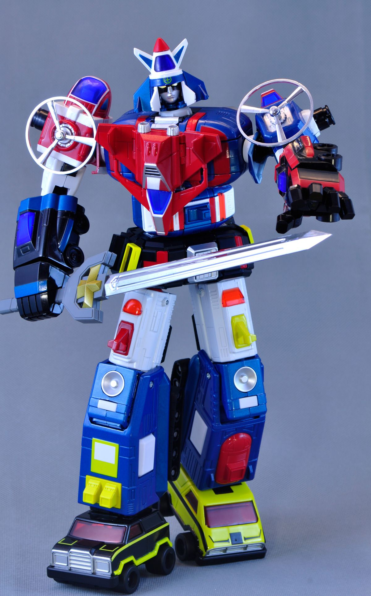 Miracle Productions Diecast Vehicle Voltron. | | Voltron. Japanese robot. Retro toys