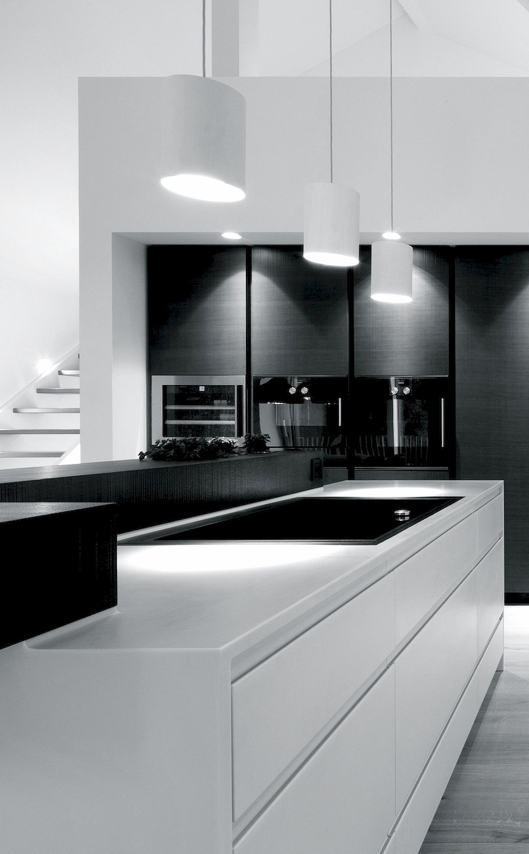 Unconventional Interior Home Designs Modern kitchen