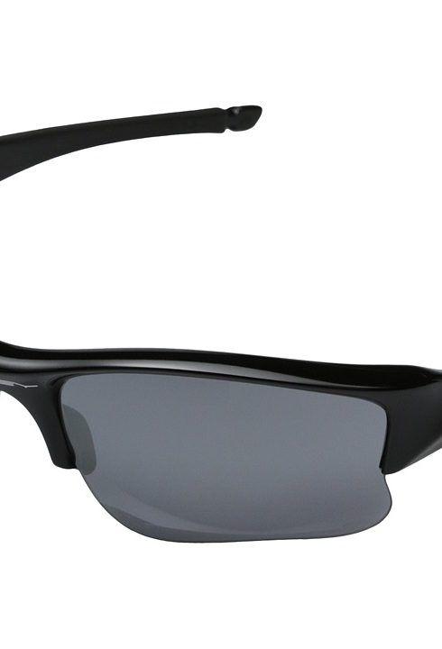 68fe9a4102 Oakley Flak Jacket XLJ (Jet Black Black Iridium Lens) Sport Sunglasses -  Oakley