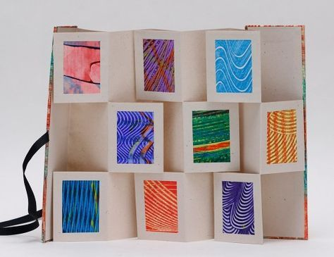 a gallery book of paste paper samples book arts pinterest