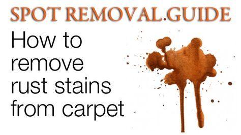 Vinegar Urine Smell Carpet