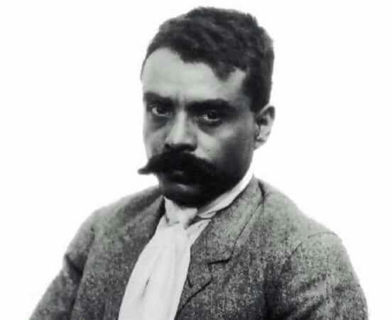 Un día como hoy pero de 1879 nació Emiliano Zapata, una de las figuras más importantes de la Revolución Mexicana. Shared by Edith Cruz