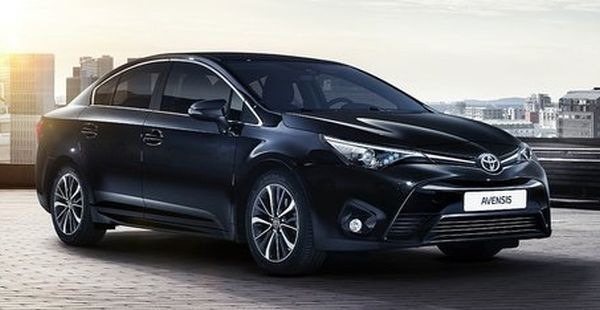 2016 Toyota Avensis Diesel Spy Photo Price Review Toyota Avensis Toyota Car Model