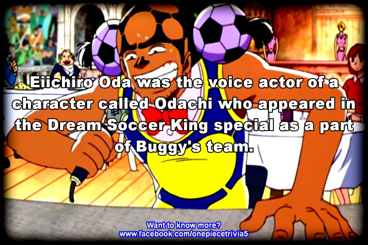 Http Www Facebook Com Onepiecetrivia5 One Piece Anime Pieces Facts One Piece