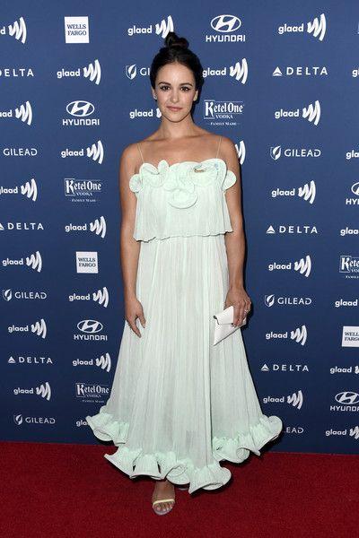 Melissa Fumero Photostream | Melissa fumero, Strapless dress formal, Amy santiago