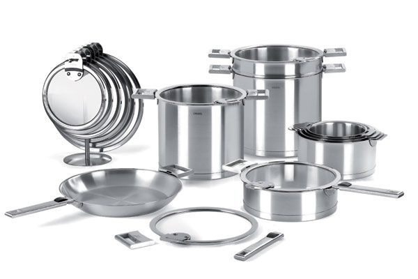 Cristel Stainless Steel With Removable Handles Ustensile Cuisine