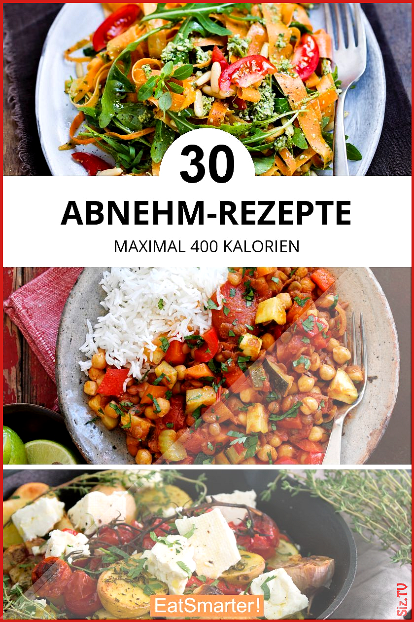 Die 30 besten Abnehm-Rezepte Die 30 besten Abnehm-Rezepte EAT SMARTER eatsmarter Kalorienarme Rezept...