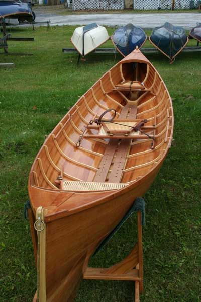 Justin and Ian Martin: Boat Building Brothers | Western red cedar ...