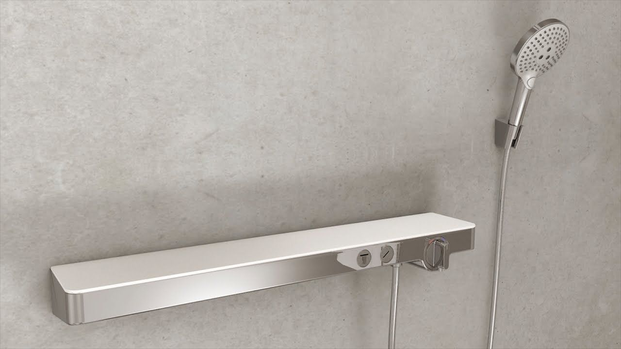 Hansgrohe ShowerTablet Select 700 - Installation (#13184000 ...