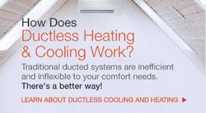 5 Advantages Of Ductless Heating And Cooling Systems With Images
