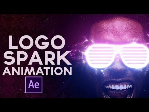 Como Animar un Logo Spark After Effects Tutorial - YouTube
