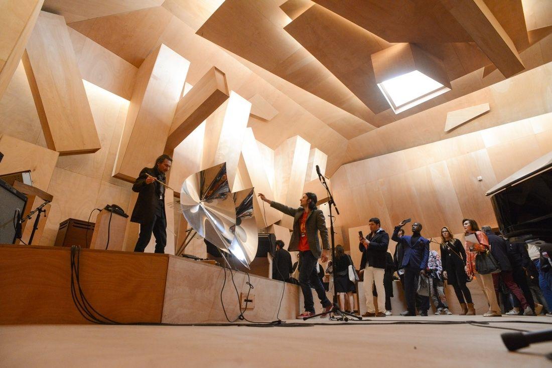The Venice Biennale S 11 Best Pavilions Venice Biennale Venice Pavilion