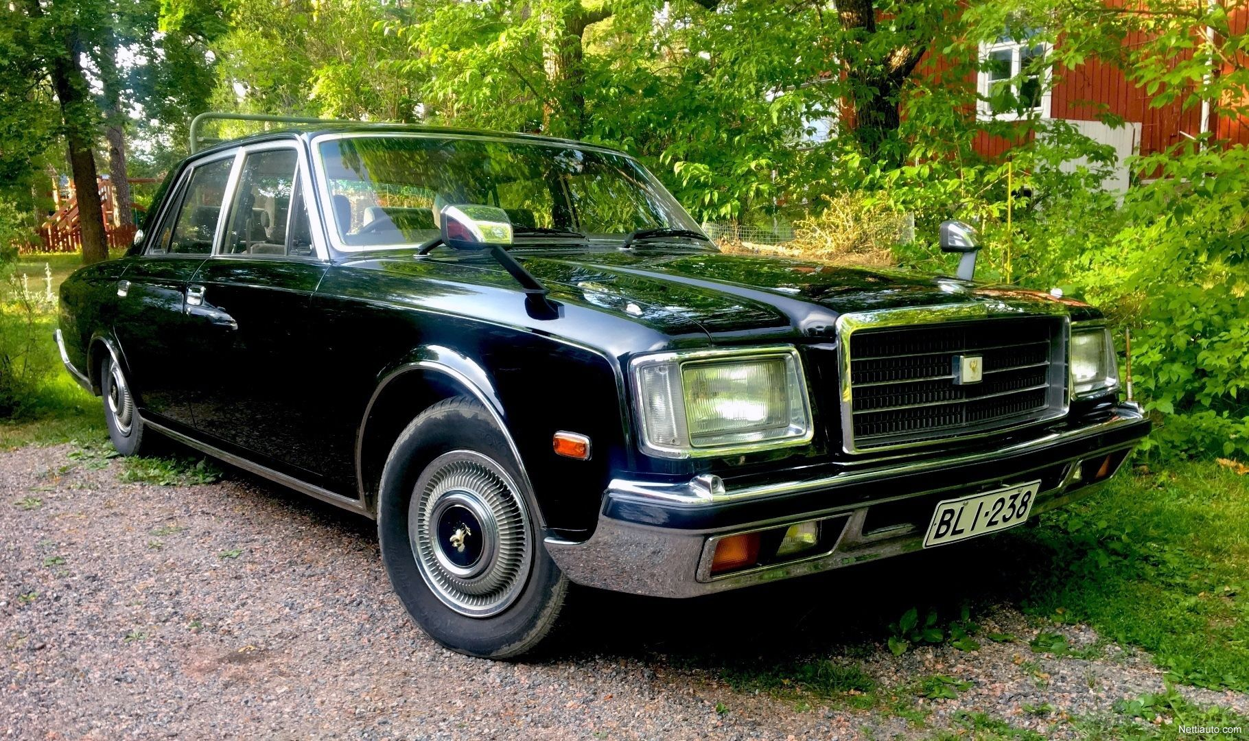 1985 Toyota Century 4 0 Vg40
