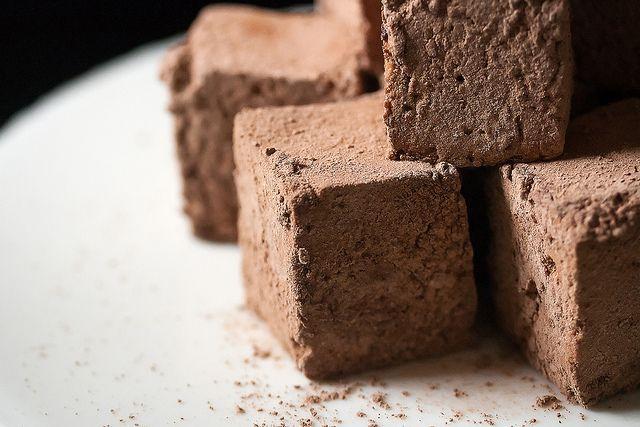 Photo of Secret Recipe Club: Homemade Mochaccino Marshmallows