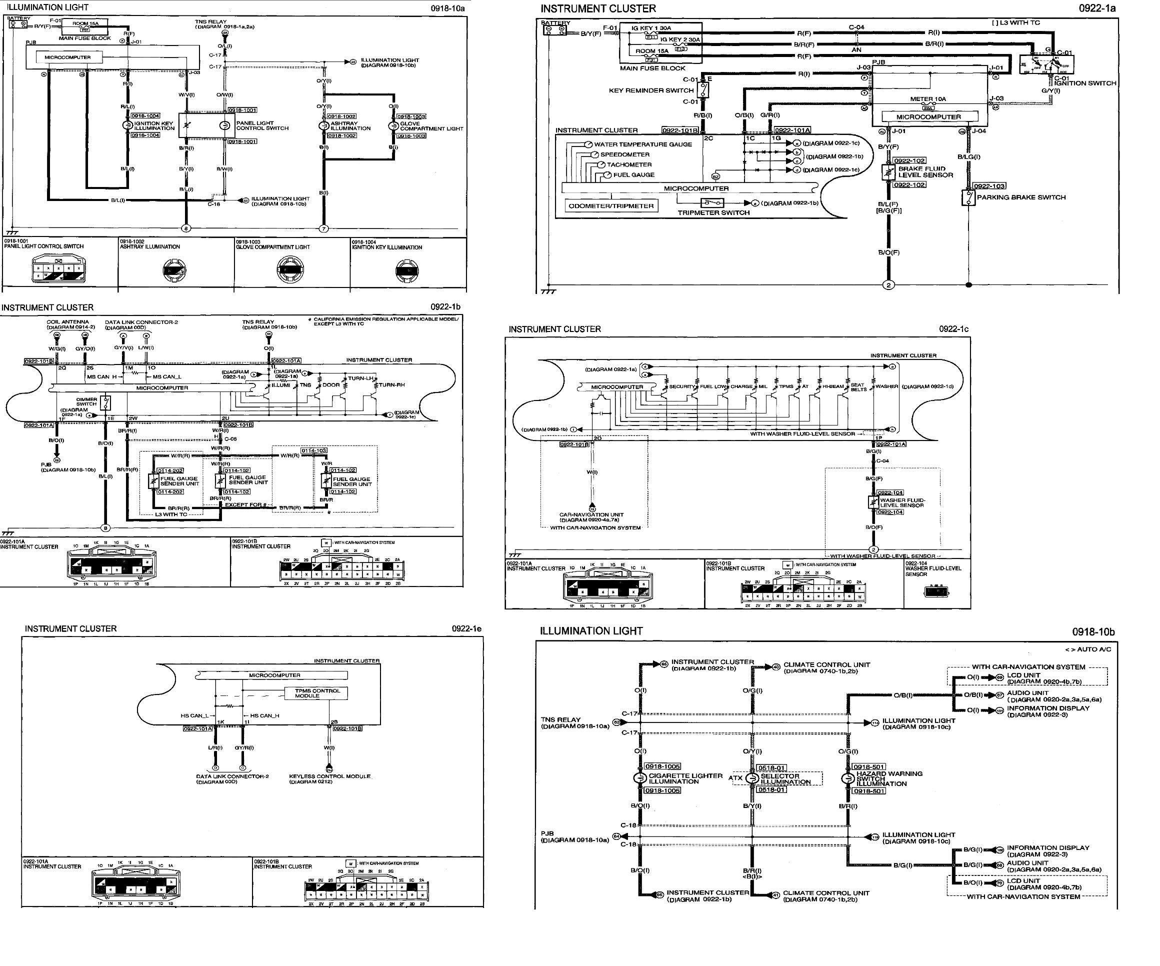 2010 Mazda 3 Wiring Diagram Mazda 3 Mazda Diagram