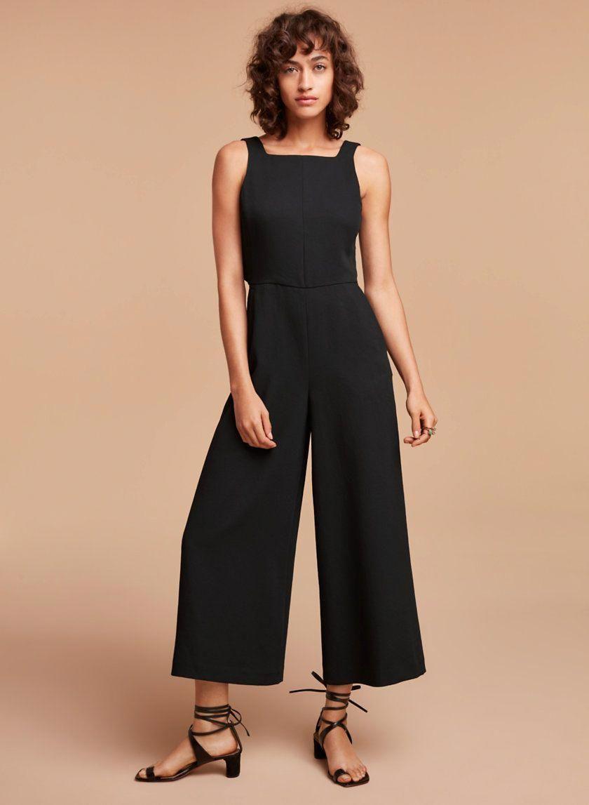 Wilfred écoulement Jumpsuit Aritzia Womens Clothing Pinterest