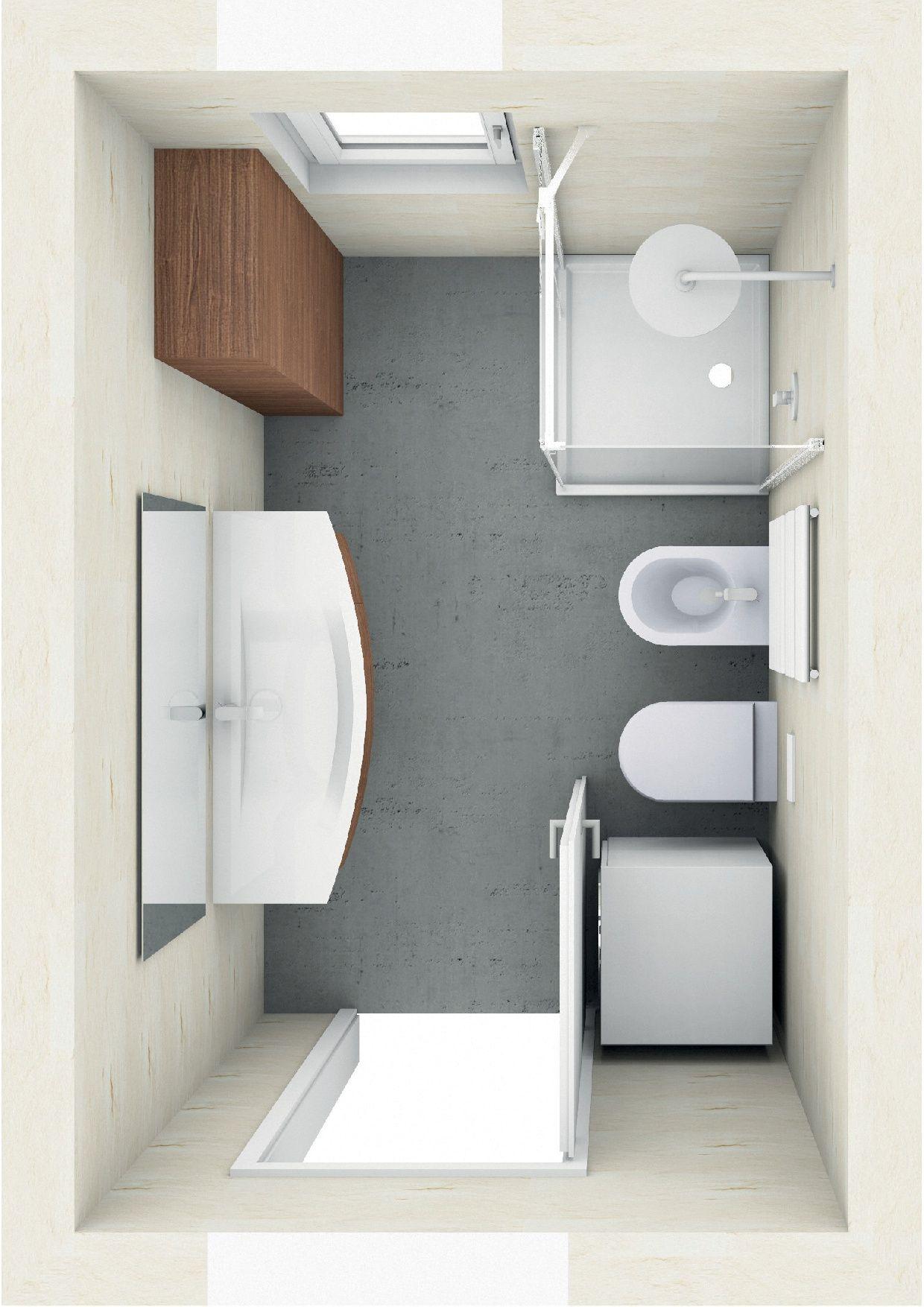 Badplanung Mit Waschmaschine Badarchitektur Gut Geplant