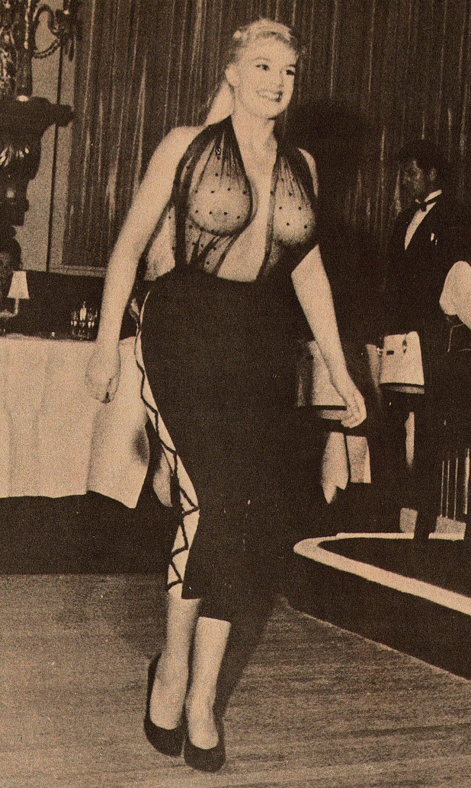 Vintage tits 3d foto 13