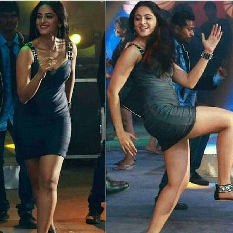 Anushka shetty big ass yoga pants pics 77
