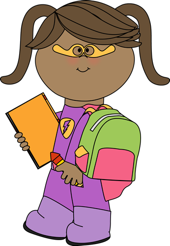 superhero clip art for teachers girl superhero going to school rh pinterest com free clipart of a teacher clipart of a female teacher