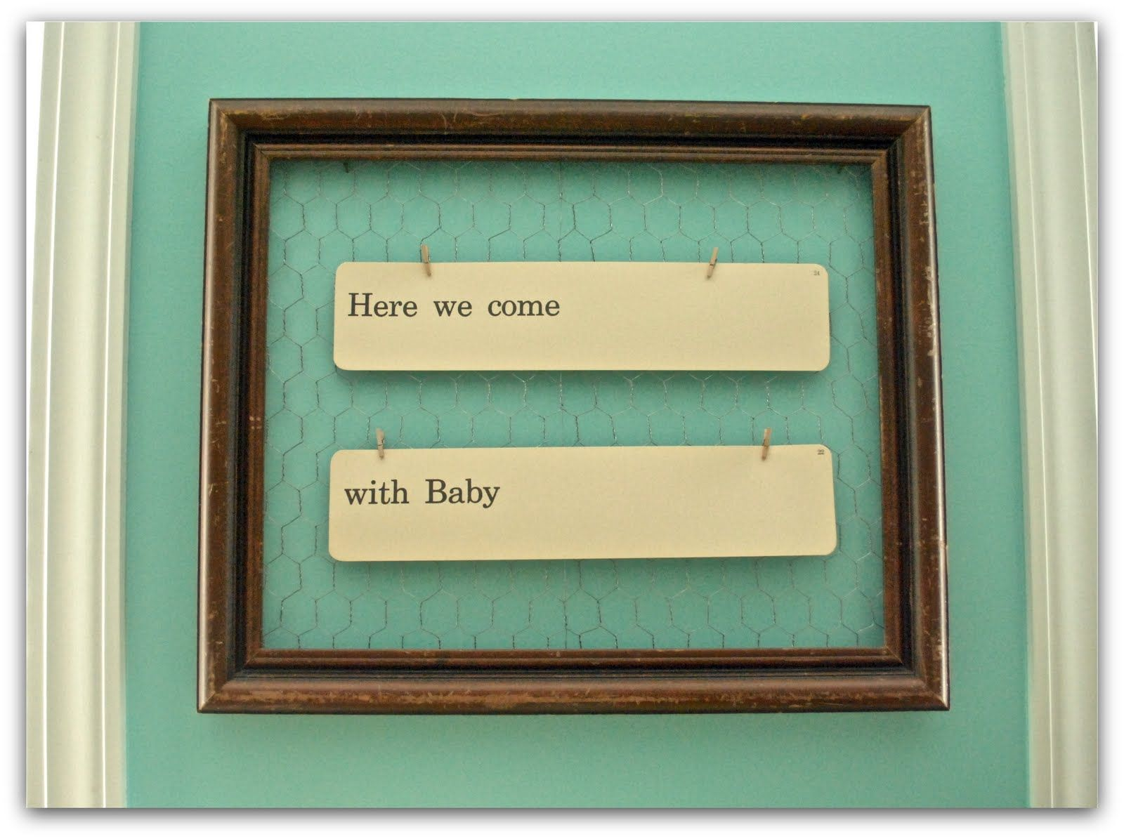 Due date & delivery date -- for the baby\'s room. | EXPOtential ...