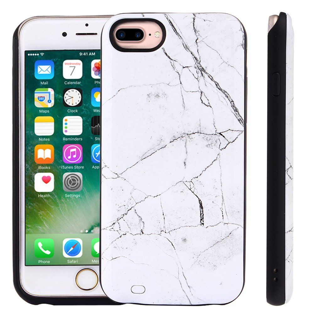 online store ee8b4 59182 TabPow iPhone 8 Plus, iPhone 7 Plus, iPhone 6 Plus Battery Case ...