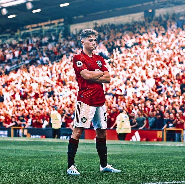 """Most Nice Manchester United Wallpapers Players Manchester United  {55.9k} on Instagram: """"Daniel James has now scored 2 goals in 3 games, great start from the young lad. Hoping to see him bag plenty more. How many goals do you…"""""""