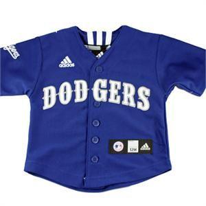 c39f007a Adidas LA Dodgers Infant Jersey | Dodgers Baby | Dodgers, Adidas, Infant