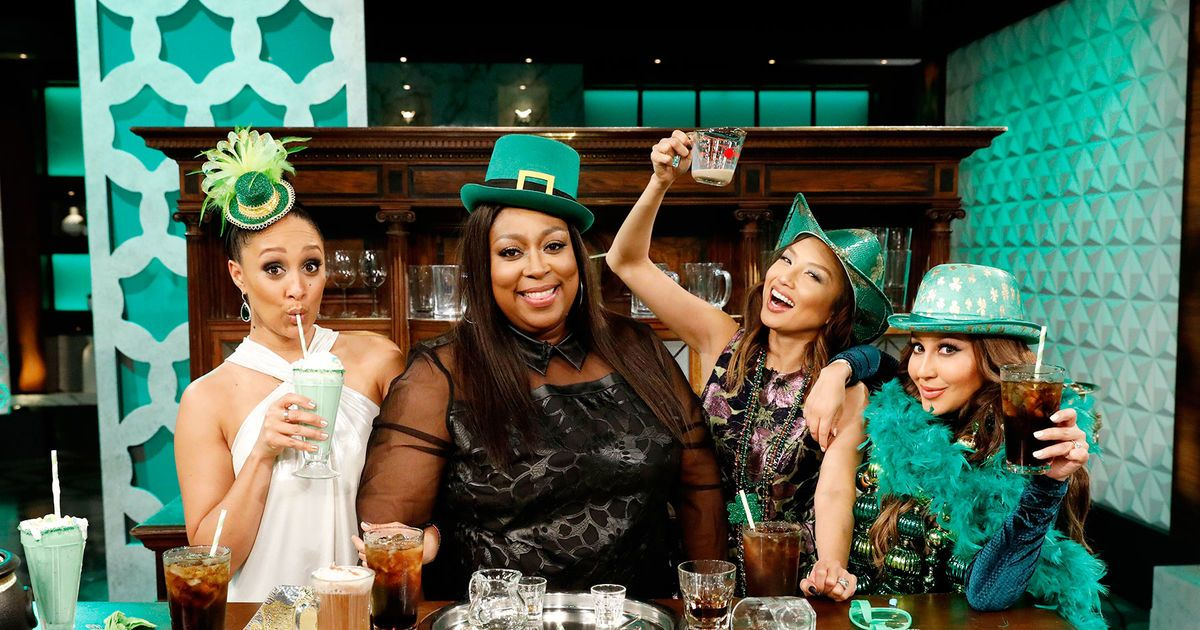 Shamrock Spirits for You to Try Today! | TheReal.com