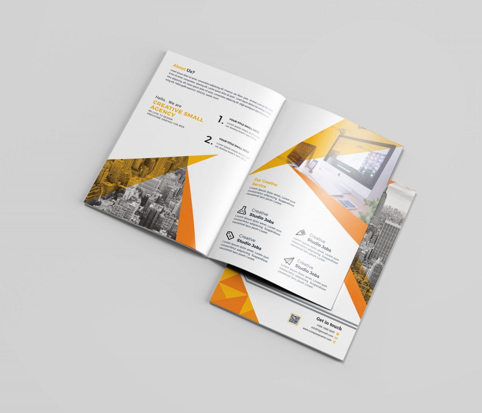 photography bi fold brochure template 002387 graphic template