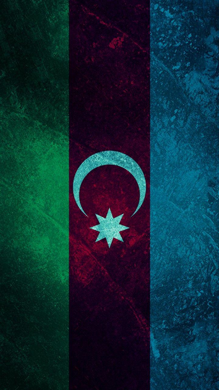Azərbaycan Bayragi Flag Of Azerbaijan Telefon Ucun Divar Kagizi Azerbaijan Flag Army Wallpaper Azerbaijani Flag