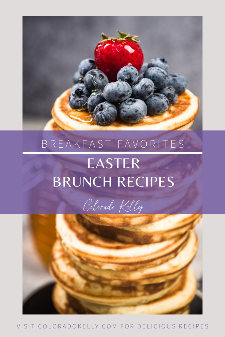Photo of Looking for some AMAZING Easter Brunch Recipes? Look no further! I have you cove…