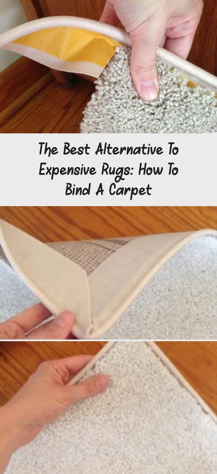 The Best Alternative To Expensive Carpets Binding A Carpet Carpetforlivingroom Altern Altern Alternativ In 2020 Expensive Rug Rugs On Carpet Rug Binding