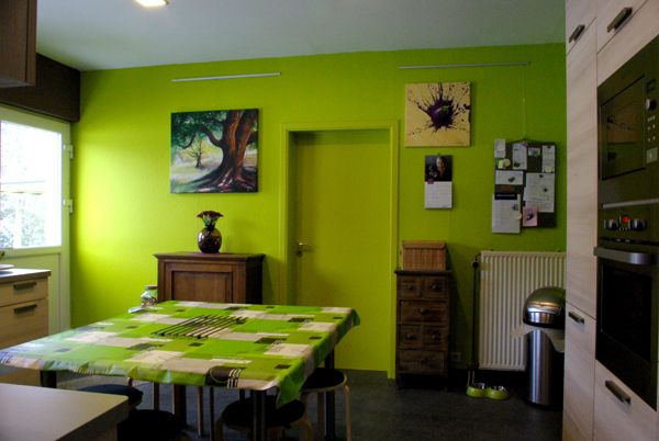 Mise en peinture murs et plafond Nos réalisations - Intérieur