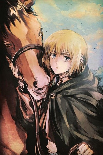 Armin Arlert Shingeki No Kyojin Attack On Titan Anime Attack On Titan Attack On Titan Art
