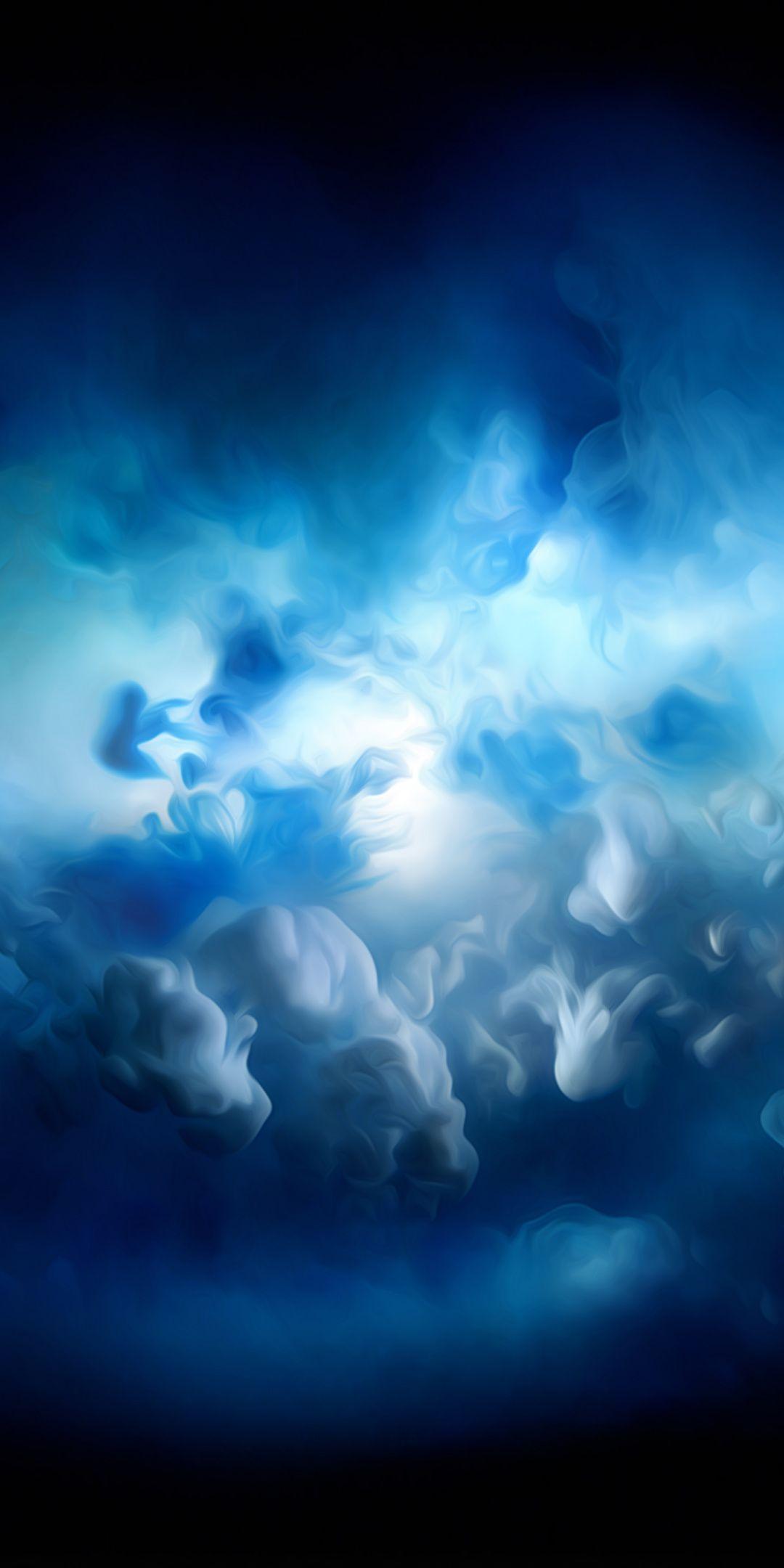 1080x2160 Blue Clouds Stock Wallpaper Stock Wallpaper Clouds Beautiful Wallpaper Hd