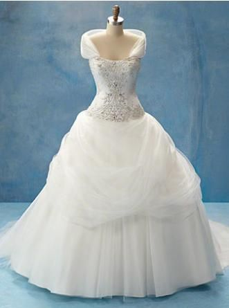I want my wedding dress to be like this | My childish side ...