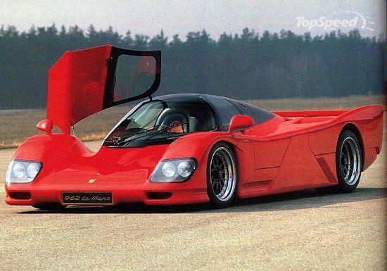 1994 Dauer 962 LeMans Pictures, Photos, Wallpapers. @ Top Speed | Porsche,  Le mans, Porsche cars