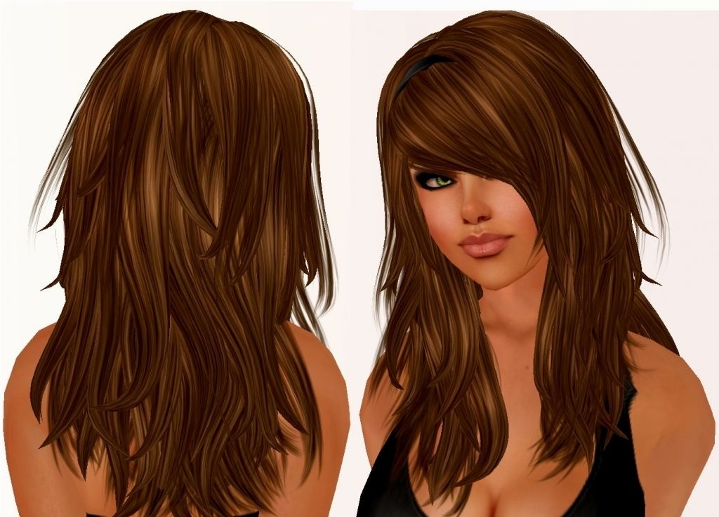 Image Result For Layered Wavy Thick Hair Beauty Pinterest Wavy