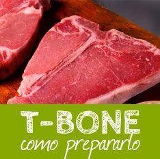 Recetas T-bone almuerzo 2