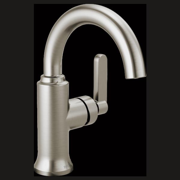 Single Handle Bathroom Faucet 15769lf Sp Delta Faucet Single