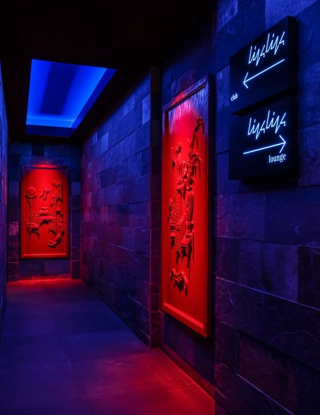 Hakkasan Las Vegas Restaurant and Nightclub by Gilles et Boissier - http://architectism.com/hakkasan-las-vegas-restaurant-nightclub-gilles-et-boissier/ - Gilles et Boissier, Hakkasan Las Vegas Restaurant and Nightclub, Hakkasan Las Vegas Restaurant and Nightclub Gilles et Boissier