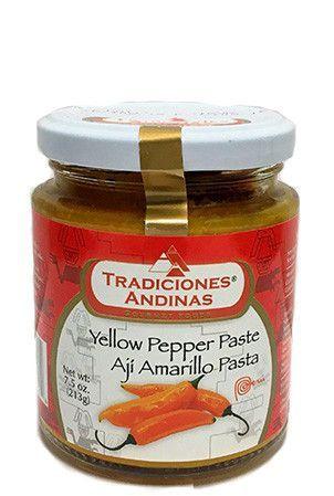 Tradiciones Andinas Aji Amarillo Pasta 7.5 oz
