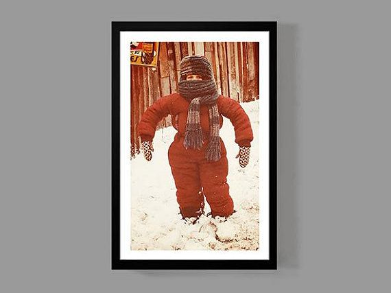 a christmas story movie poster bundled up print funny poster american comedy - Christmas Story Bundled Up