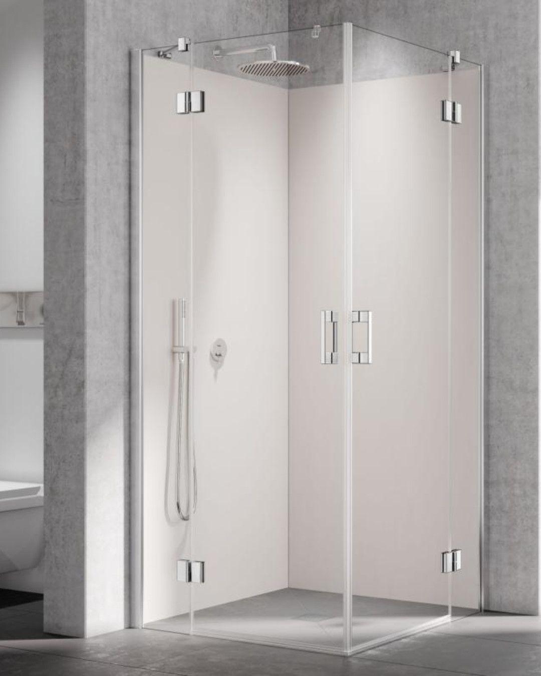 Pin von Julia Schoderer auf Dusche in 2020 Schwingtüren