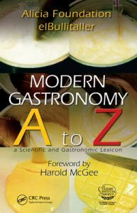 Mcgee:Modern Gastronomy