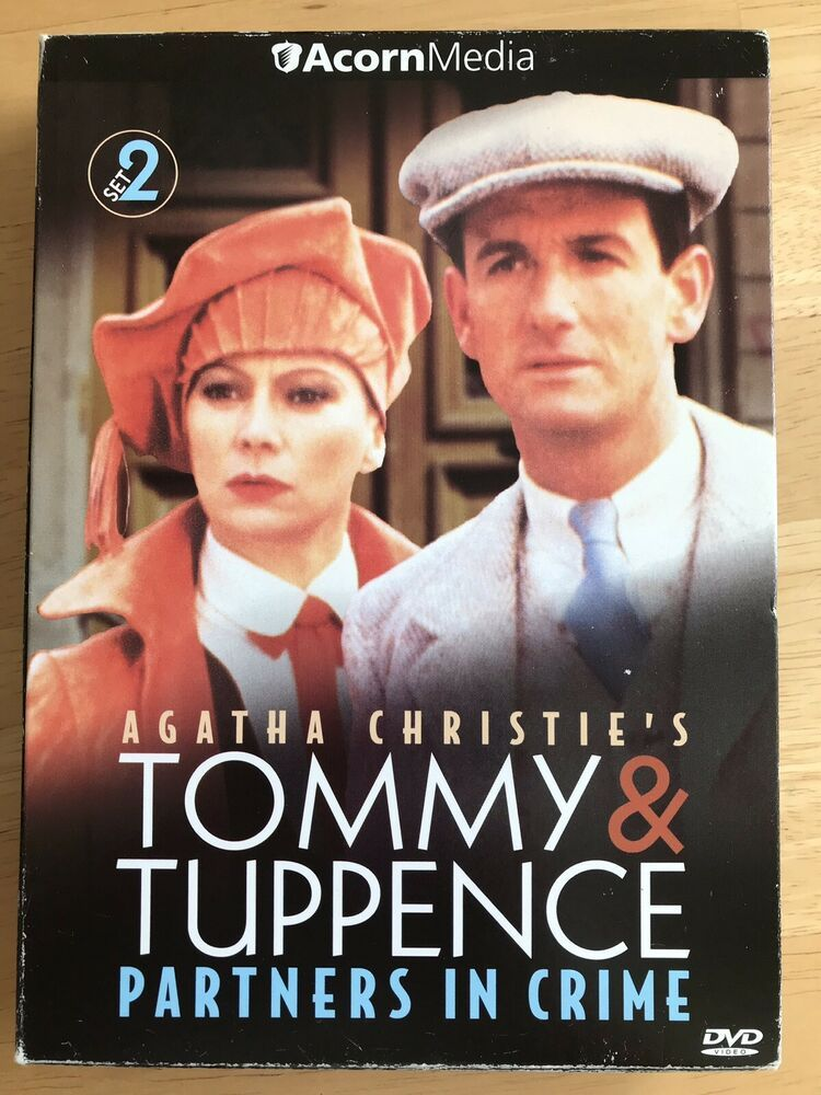 Agatha Christie Tommy Tuppence Partners In Crime 2 Disc Dvd Box Set Ebay Agatha Christie Agatha Christie Books Partners In Crime