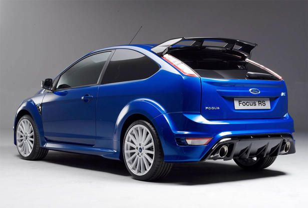 2009 Ford Focus Rs Pumaspeed Independant Ford St Focus Rs Mk2