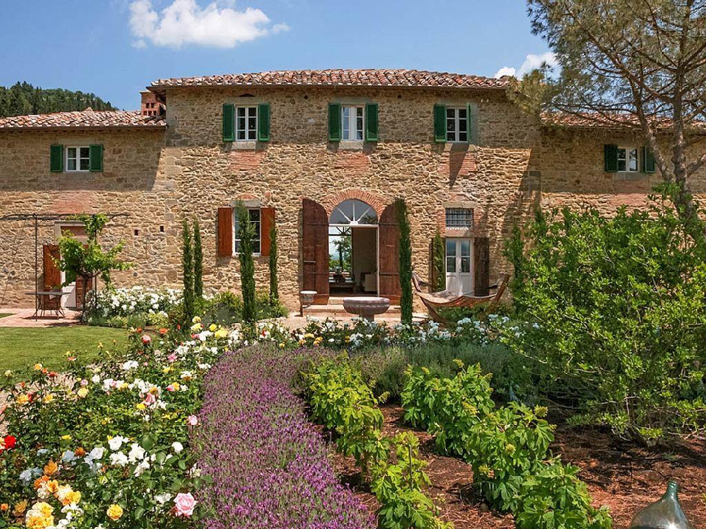 Quer se hospedar na casa onde foi cenário do filme Sob o Sol de Toscana? Então acredite, é possível: http://goo.gl/eK5WD4